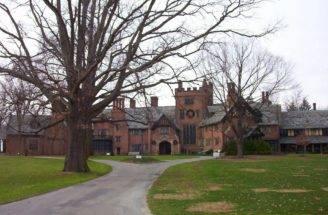 Travel Blog Stan Hywet Old English Style Mansion Akron Ohio