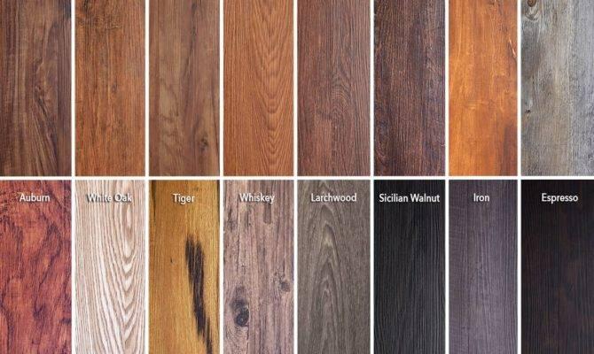Trident Makes Luxury Vinyl Flooring Planks Manufactured Industrial