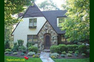 Tudor Style Home Pretty Houses Pinterest
