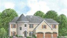 Turret Dream Homes European House Plans Cottage