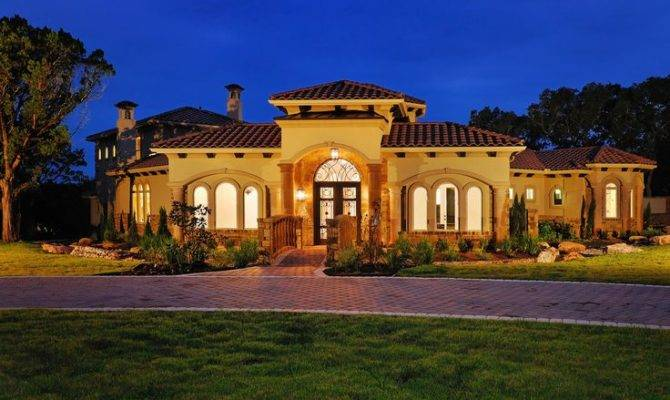 Tuscan Homes Google Search Style Pinterest