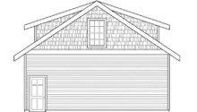 Two Story Garage Plans Blueprints Detached