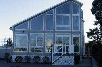 Two Story Sunroom