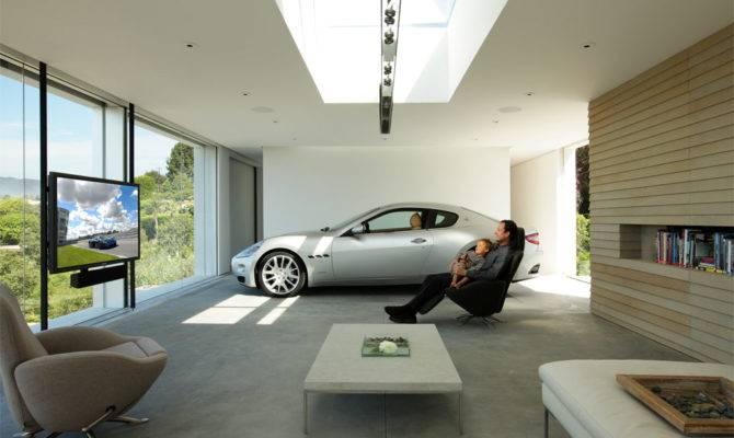 Ultimate Home Garage Winning Design