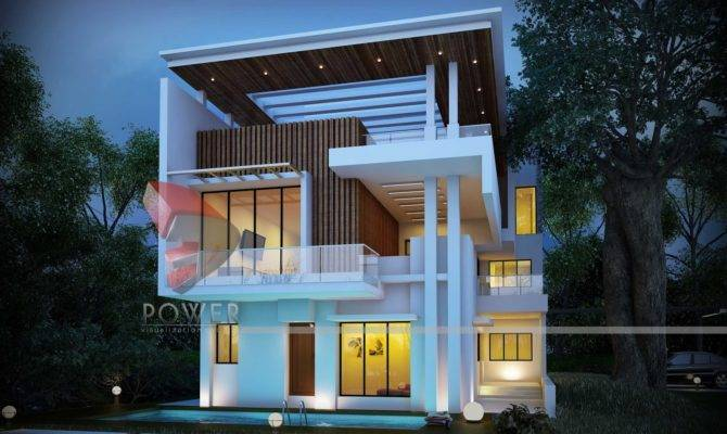 Ultra Modern Home Designs October