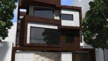 Ultra Modern Homes Designs Exterior Front Views