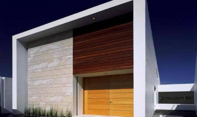 Ultra Modern House Plans Designs Rectangle
