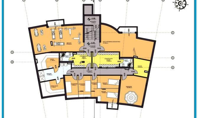 Underground House Floor Plans Plan