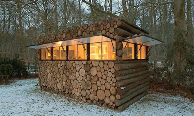 Unique Cabin Plans Design Ideas