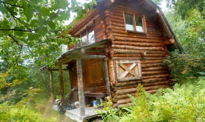 Unique Small Cabins Create Beautiful Cabin