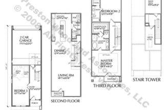 Urban Townhouse Floor Plans Eurban Loft