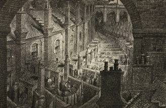 Victorian Houses Rich Poor Children Lived