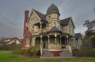 Victorian Style Houses Queen Anne House Plans Garrell More