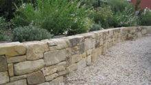 Walls Build Retaining Wall Natural Stone