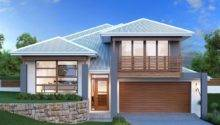 Waterford Split Level Home Designs New South Wales