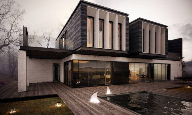 Weekend House Architects