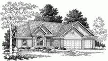 Western Ranch House Plans Designs