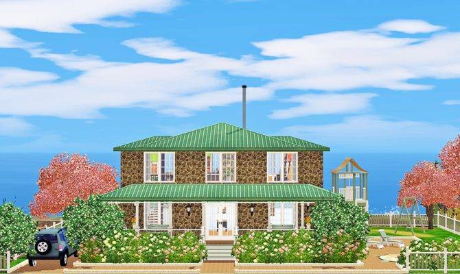 Wibs Sims Helena House