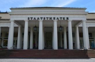 Wiesbaden Neoclassical Architecture Wikimedia