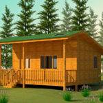 Wilderness Cabin Owen Geiger Designer