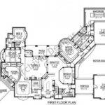 Wimbledon House Plan Mansion Houses Luxury Estate
