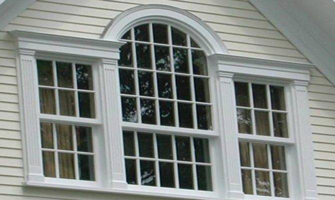 Windows Amazing Appearance Palladian Design