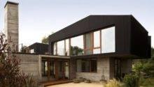 Wood House Designs Modern Architecture Wooden Brick Glass