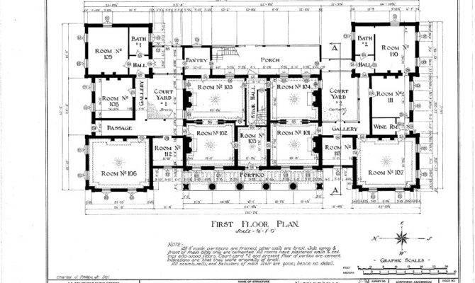 Woodlawn Plantation Mansion Napoleonville Louisiana First Floor