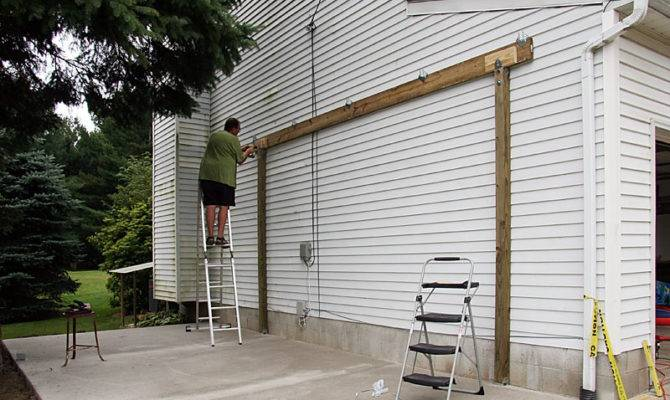 Woodwork Carport Plans Attached House Pdf