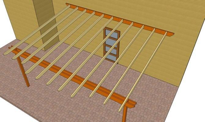 Woodwork Pergola Plans Attached House Pdf