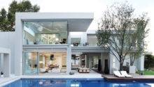 World Architecture Modern Luxury House Johannesburg