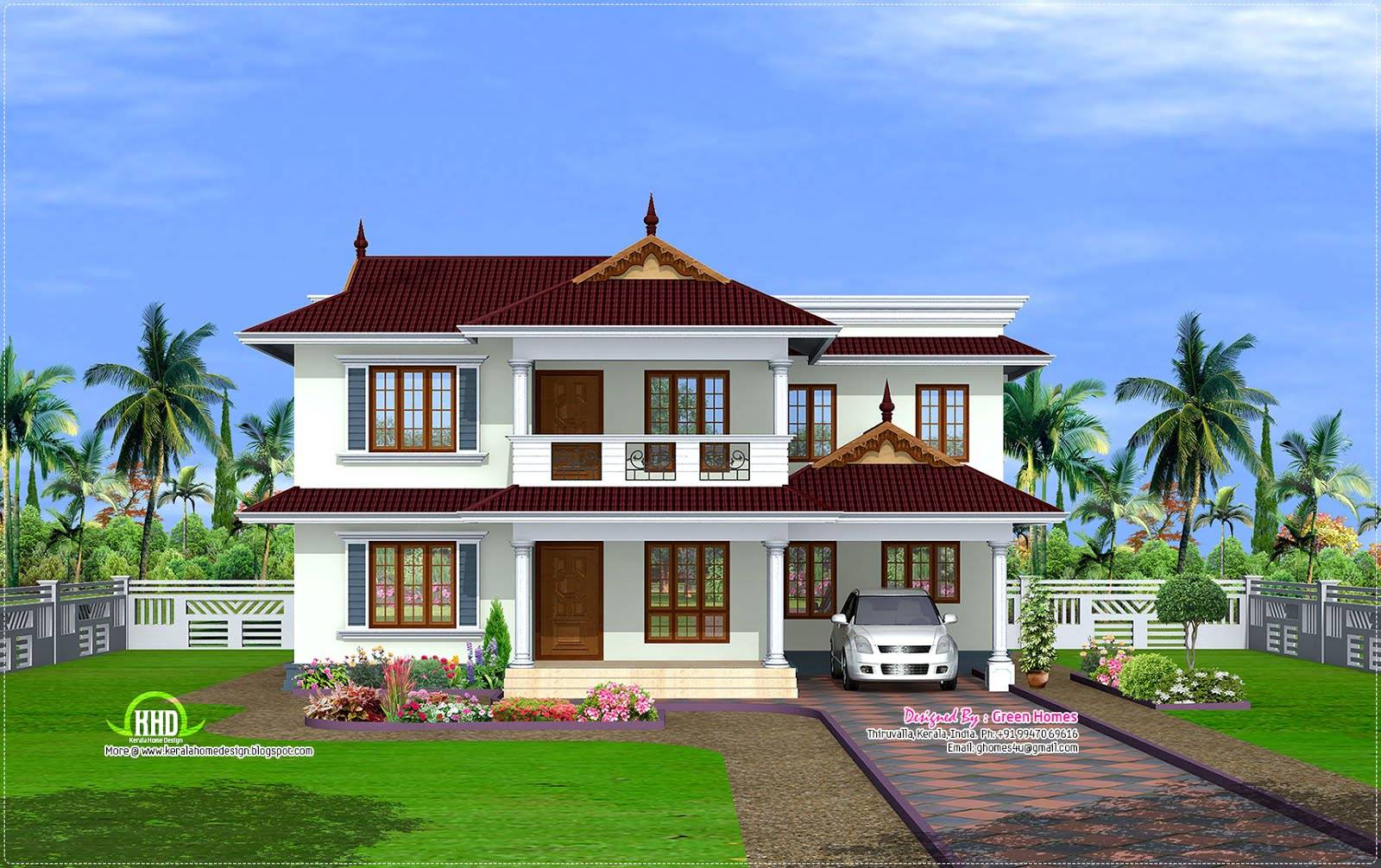 Perfect Kerala Home Design Image best simple home design in village of simple design home simple design home kerala home design Yards Bedroom Kerala Home Design Green Homes Thiruvalla