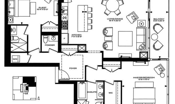 Yorkville Toronto Condos Scollard Suite Video Floor Plans