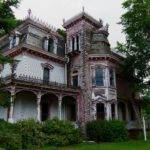 Abandoned Victorian House Tedndeesphotography Etsy