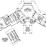 Aberdeen Hexagonal Home Plan Floor