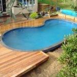 Above Ground Backyard Spas Ideas Joy Studio Design