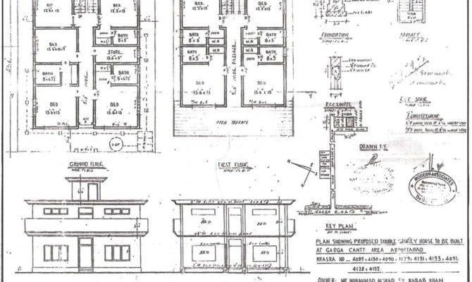 Above Plans Elevation Section Detail Home Designed