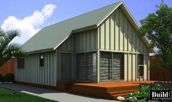 Acacia Bay House Plans Build New Zealand
