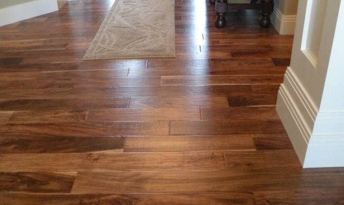 Acacia Hardwood Flooring Reviews Transitional