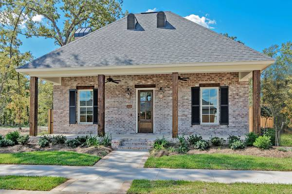 Acadian Style Homes Home Porches