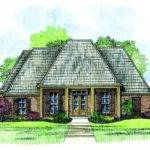 Acadian Style House Plans Home