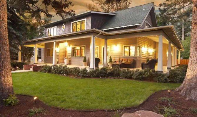 Acadian Style House Plans Wrap Around Porch