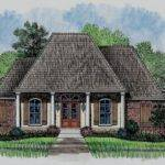 Acadian Style House Plans