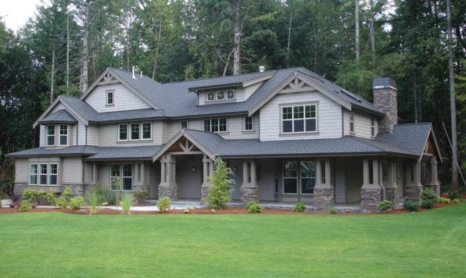 Ackerman Place Craftsman Home Plan House Plans