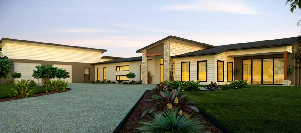 Acreage Home Designs Stroud Homes House Plans