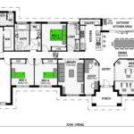 Acreage Home Floor Plans Australia Vermilion Bed