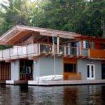 Acton Island Boathouse Altius Architecture Inc