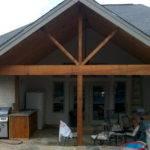 Adding Covered Porch House Home Design Ideas