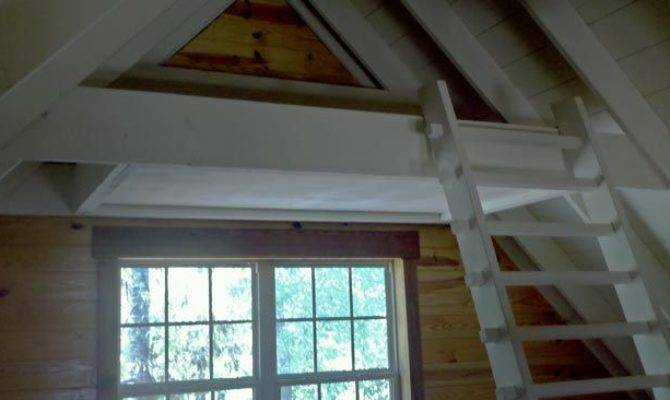 Adding Loft Our Cabin Great Idea Camp Williteverbdun Pint
