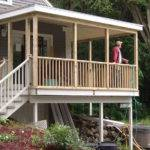 Adding Nice Summer Porch Your Home Adds New Living